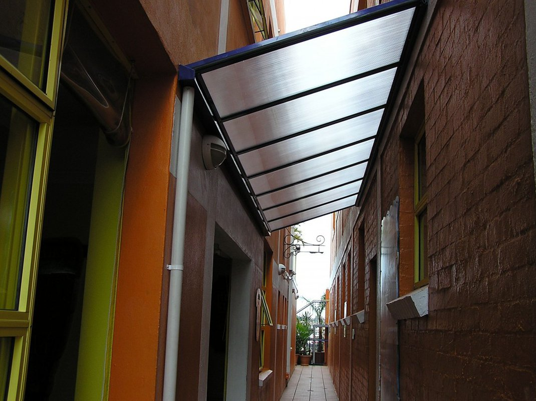 Sunorama Polycarbonate Patio Awnings The Stylish Alternative
